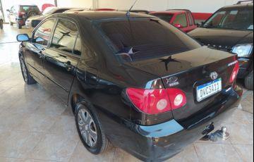 Toyota Corolla Sedan XLi 1.6 16V (aut) - Foto #3