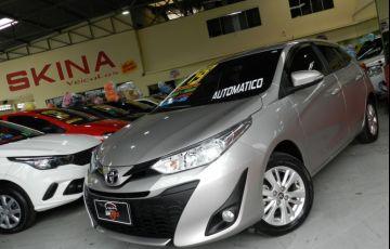 Toyota Yaris 1.3 16V Xl Plus Tech Multidrive