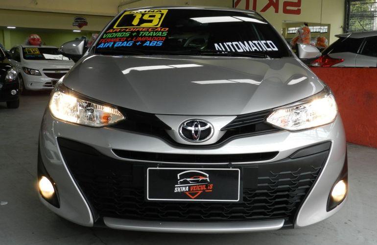 Toyota Yaris 1.3 16V Xl Plus Tech Multidrive - Foto #2