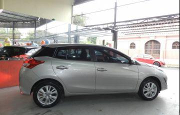 Toyota Yaris 1.3 16V Xl Plus Tech Multidrive - Foto #5