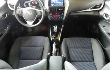 Toyota Yaris 1.3 16V Xl Plus Tech Multidrive - Foto #9