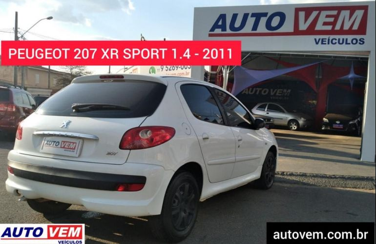 Peugeot 207 1.4 Xr Sport 8v - Foto #2