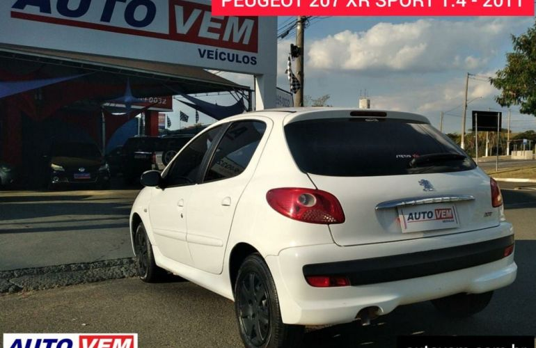 Peugeot 207 1.4 Xr Sport 8v - Foto #3