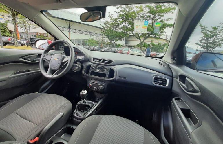 Chevrolet Onix 1.0 MPFi LT 8v - Foto #7