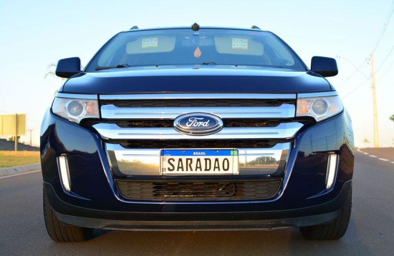 Ford Edge 3.5 V6 SEL Awd - Foto #1