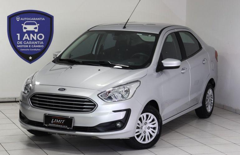 Ford Ka 1.5 Tivct SE Plus Sedan - Foto #1