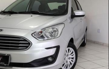 Ford Ka 1.5 Tivct SE Plus Sedan - Foto #2
