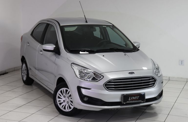 Ford Ka 1.5 Tivct SE Plus Sedan - Foto #4