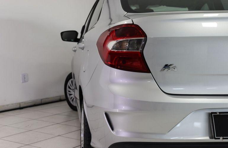 Ford Ka 1.5 Tivct SE Plus Sedan - Foto #7