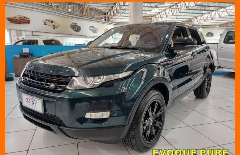 Land Rover Range Rover Evoque 2.0 Pure 4WD 16v - Foto #1