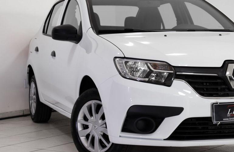 Renault Logan 1.0 12v Sce Life - Foto #4
