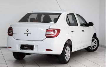 Renault Logan 1.0 12v Sce Life - Foto #6