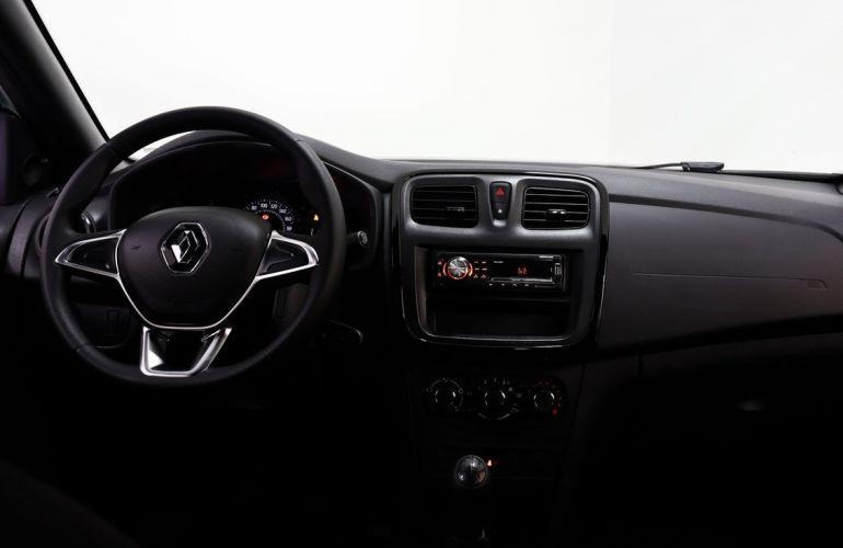 Renault Logan 1.0 12v Sce Life - Foto #9