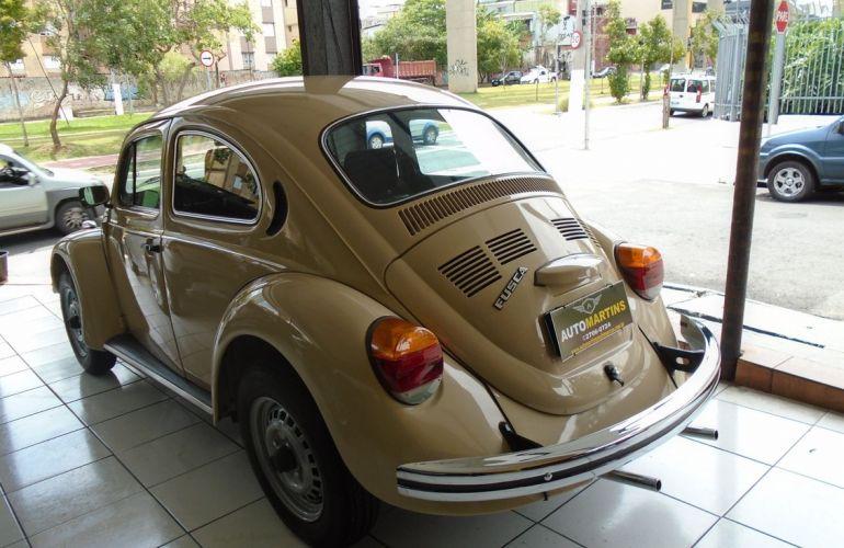 Volkswagen Fusca 1.6 8v - Foto #5