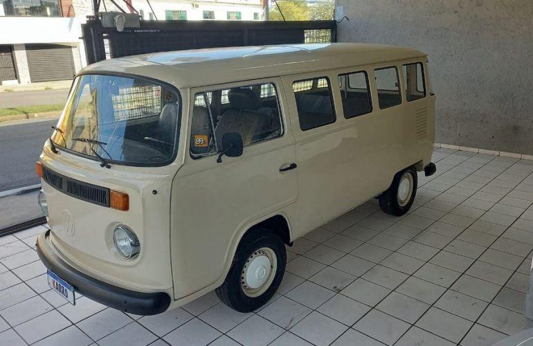 Volkswagen Kombi 1.6 Std 8v - Foto #1