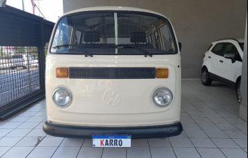 Volkswagen Kombi 1.6 Std 8v - Foto #2