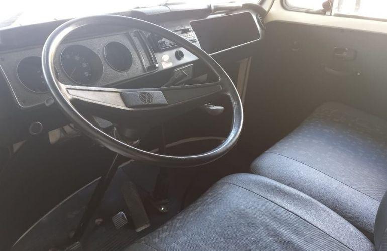 Volkswagen Kombi 1.6 Std 8v - Foto #3