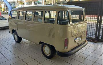 Volkswagen Kombi 1.6 Std 8v - Foto #9