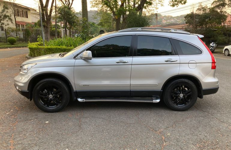 Honda CR-V EXL 4X4 2.0 16V (aut) - Foto #5