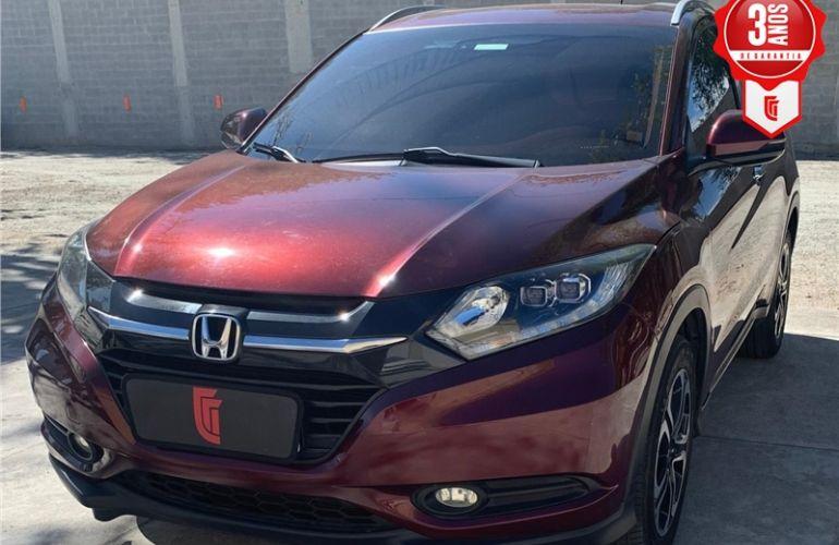 Honda Hr-v 1.8 16V Flex Touring 4p Automático - Foto #1