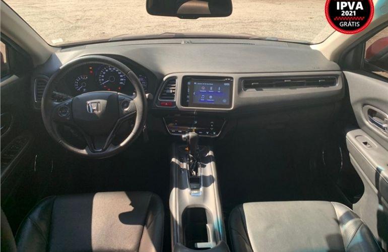 Honda Hr-v 1.8 16V Flex Touring 4p Automático - Foto #2