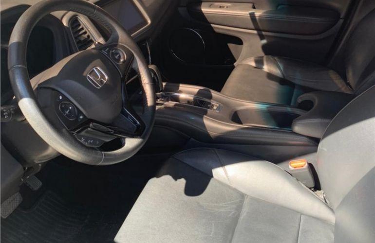 Honda Hr-v 1.8 16V Flex Touring 4p Automático - Foto #6