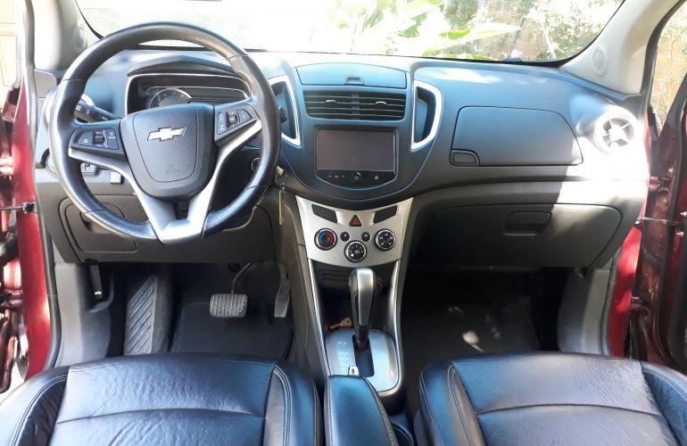 Chevrolet Tracker LTZ 1.8 16v Ecotec (Flex) (Aut) - Foto #2