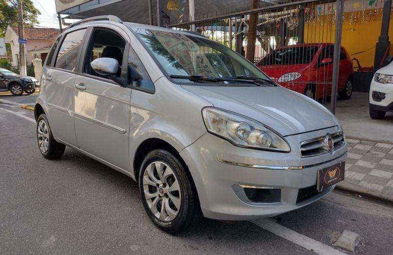 Fiat Idea 1.6 MPi Essence 16v - Foto #7