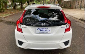 Honda Fit 1.5 LX CVT (Flex) - Foto #4