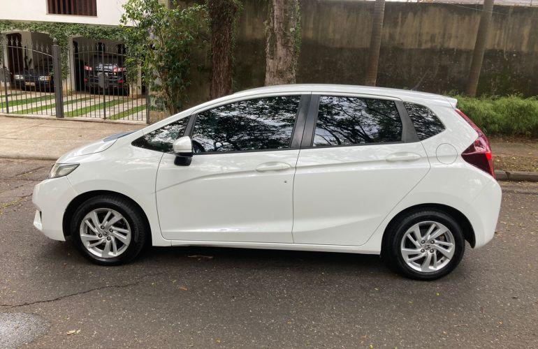 Honda Fit 1.5 LX CVT (Flex) - Foto #5