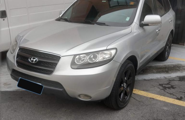 Hyundai Santa Fe GLS 2.7 V6 4x4 (7 lug) - Foto #4