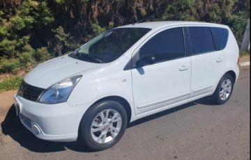 Nissan S 1.6 16V Flex Fuel Mec