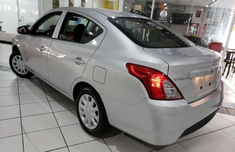 Nissan Versa 1.6 16V Flexstart S - Foto #3