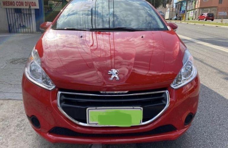 Peugeot 208 Active 1.5 8V (Flex) - Foto #1