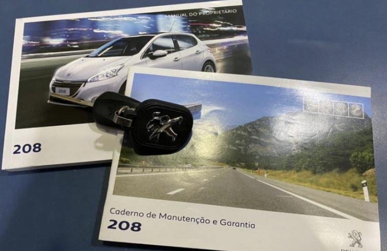 Peugeot 208 Active 1.5 8V (Flex) - Foto #5
