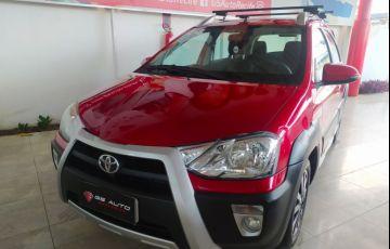 Toyota Etios Cross 1.5 16v - Foto #2