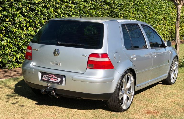 Volkswagen Golf 2.0 (Flex) - Foto #4