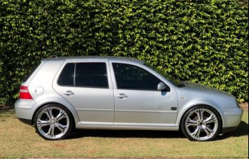 Volkswagen Golf 2.0 (Flex) - Foto #5