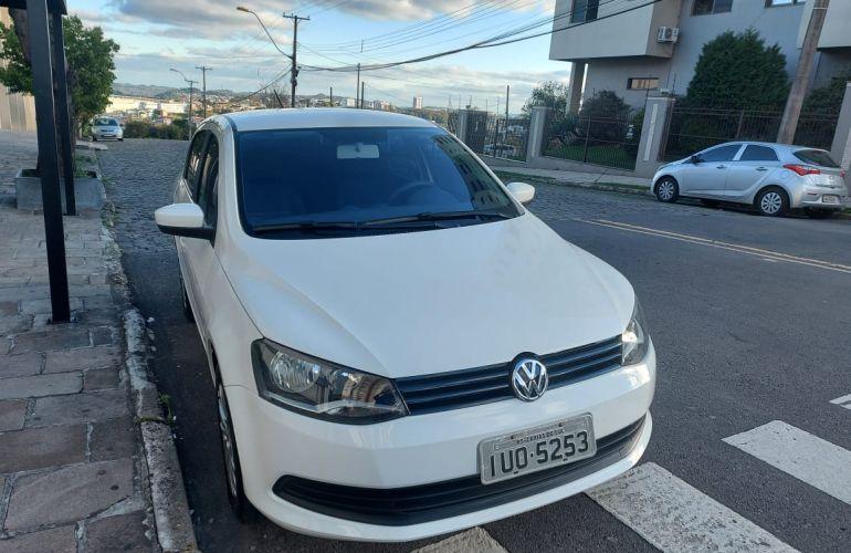 Volkswagen Voyage 1.0 TEC (Flex) - Foto #8