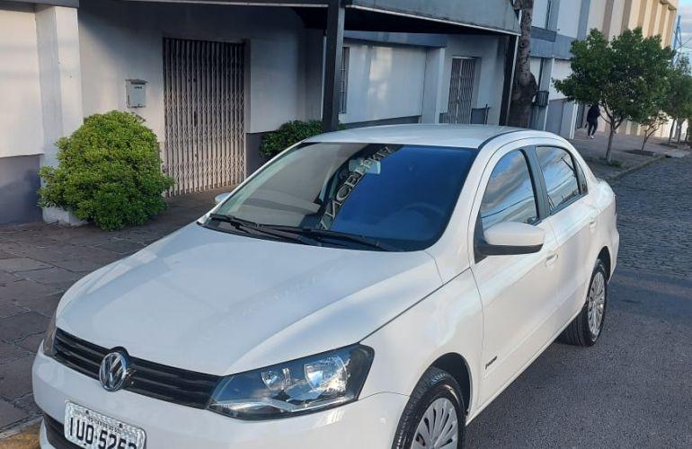 Volkswagen Voyage 1.0 TEC (Flex) - Foto #1