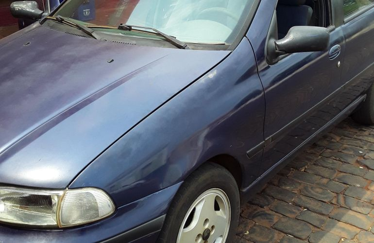 Fiat Palio Weekend 1.5 MPi - Foto #3
