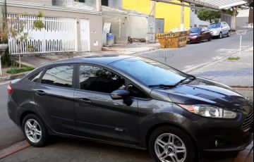 Ford New Fiesta Sedan 1.6 SEL (Aut) (Flex) - Foto #5