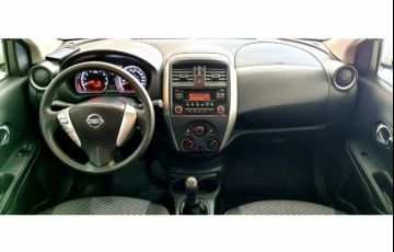 Nissan Versa 1.6 16V SV (Flex) - Foto #9