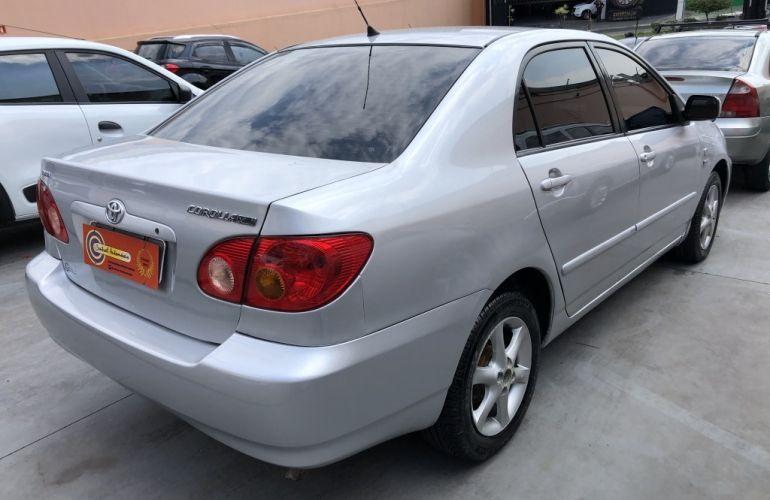 Toyota Corolla Sedan XLi 1.8 16V (flex) - Foto #4