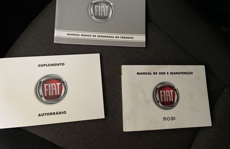 Fiat Mobi Evo Way 1.0 (Flex) - Foto #7