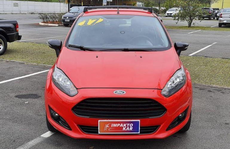 Ford Fiesta 1.6 SEL Hatch 16v - Foto #2