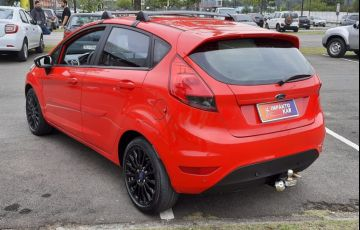 Ford Fiesta 1.6 SEL Hatch 16v - Foto #3