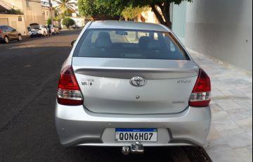 Toyota Etios Sedan Platinum 1.5 (Flex) (Aut) - Foto #7