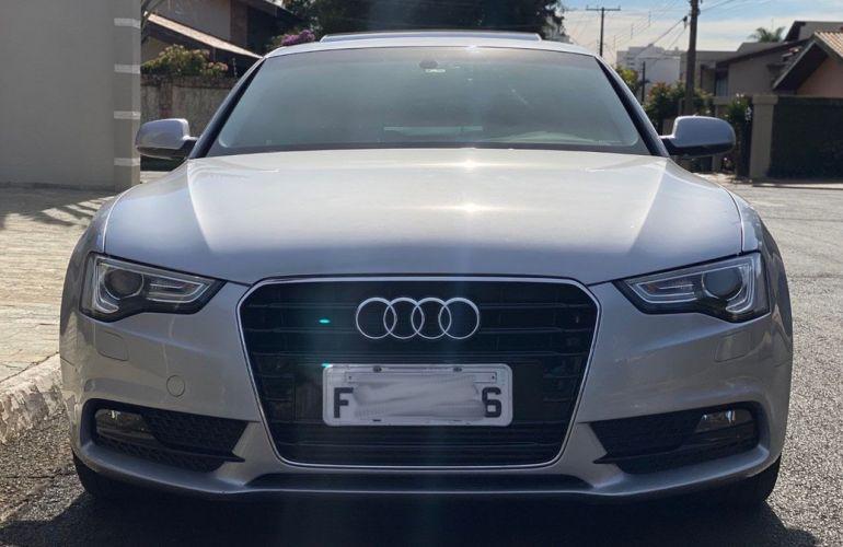 Audi A5 1.8 Tfsi Sportback Ambiente 16v - Foto #5