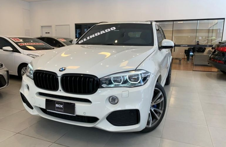 BMW X5 4.4 4x4 50i M Sport V8 32v - Foto #7